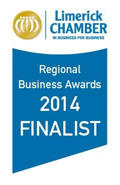 Limerick Chamber - Finalist 2014