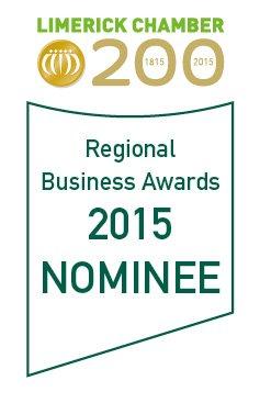 Limerick Chamber - Nominee 2015