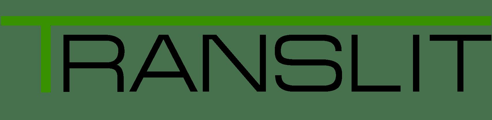 Translit Logo