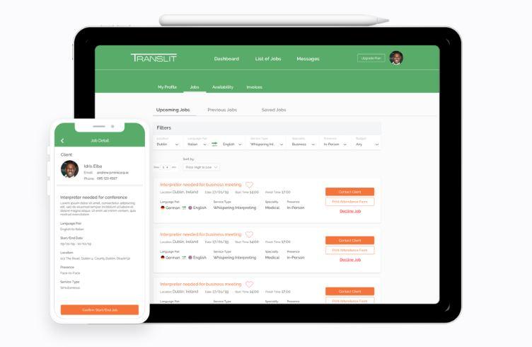 Interpreting Management Platform