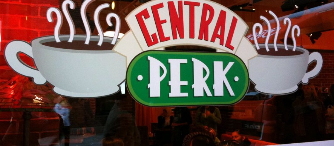 Central Perk Business Shop