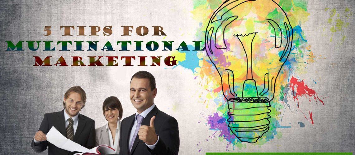 5 tips for multilingual marketing