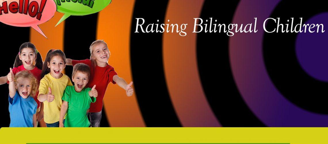 bilingual children